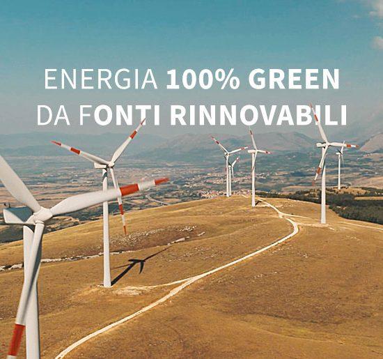 Fonti Rinnovabili Eolico PLT puregreen