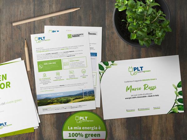 Pacchetto Premium PLT puregreen