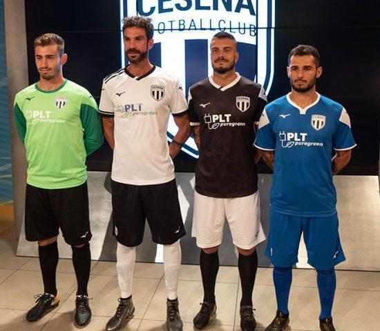 PLT puregreen Sponsor CesenaFC