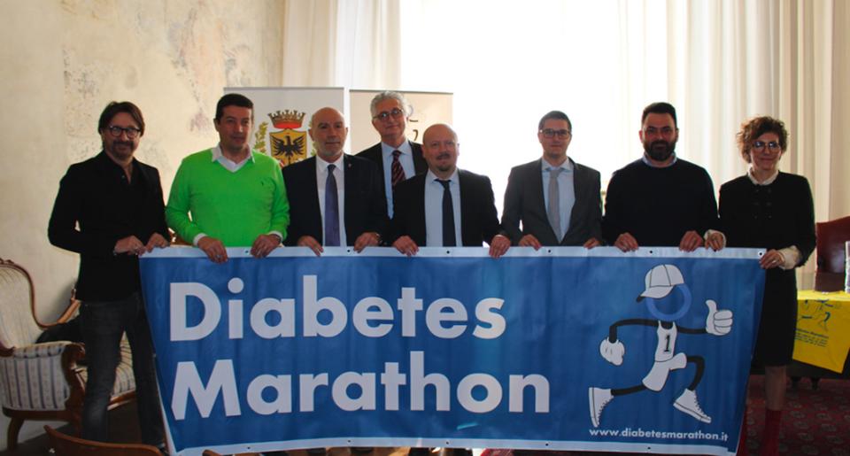 PLT puregreen porta l'energia della natura a Diabetes Marathon 2019