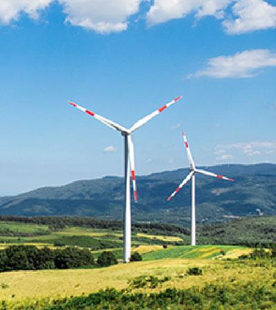 PLT energia - Impianto eolico Torre di Ruggiero