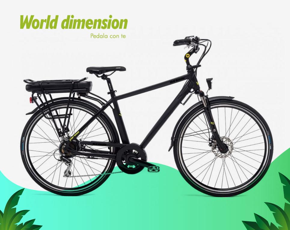 Perses Man - Bici elettrica