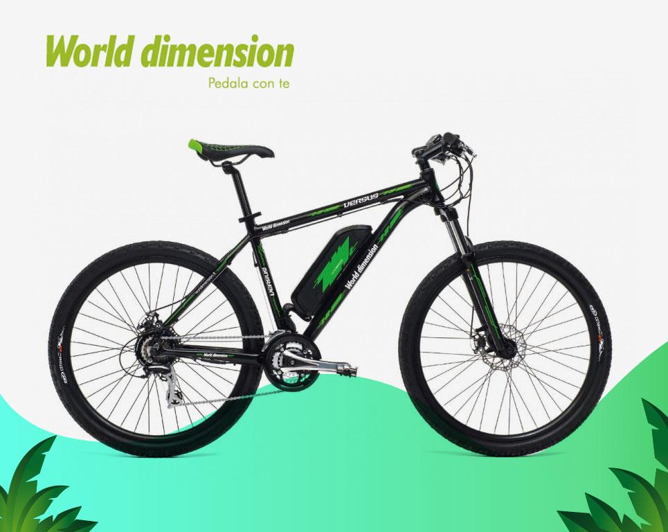 Versus - Bici elettrica