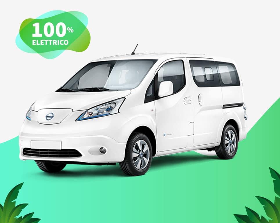 Nissan NV200 - Evalia