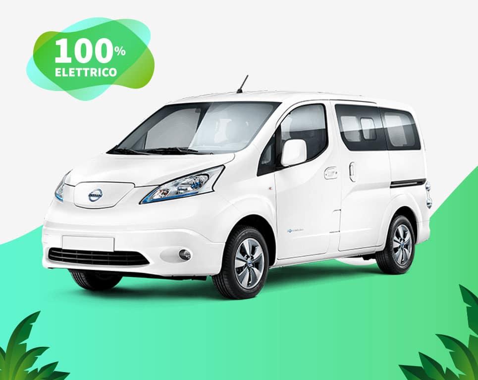 Nissan E-NV200 Bus Elettrico - Noleggio