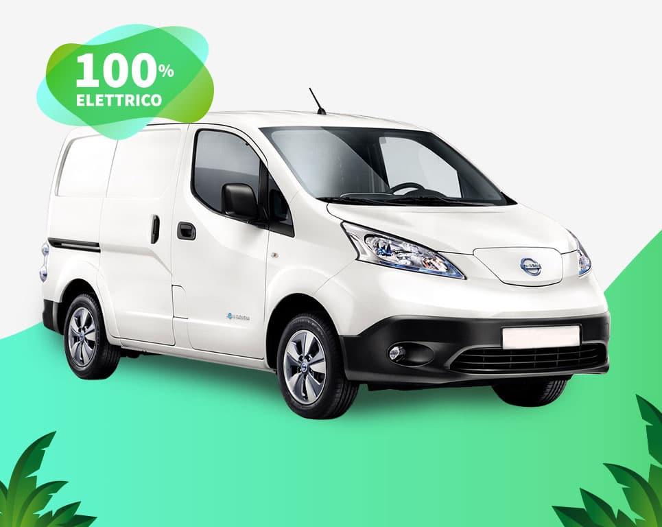 Nissan E-NV200 Van