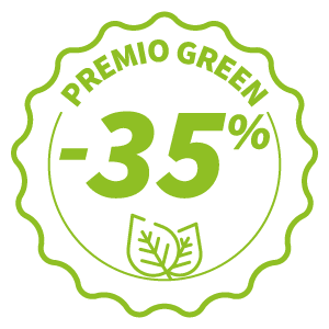 Premio Green - Sconto 35% sul Mercato Tutelato