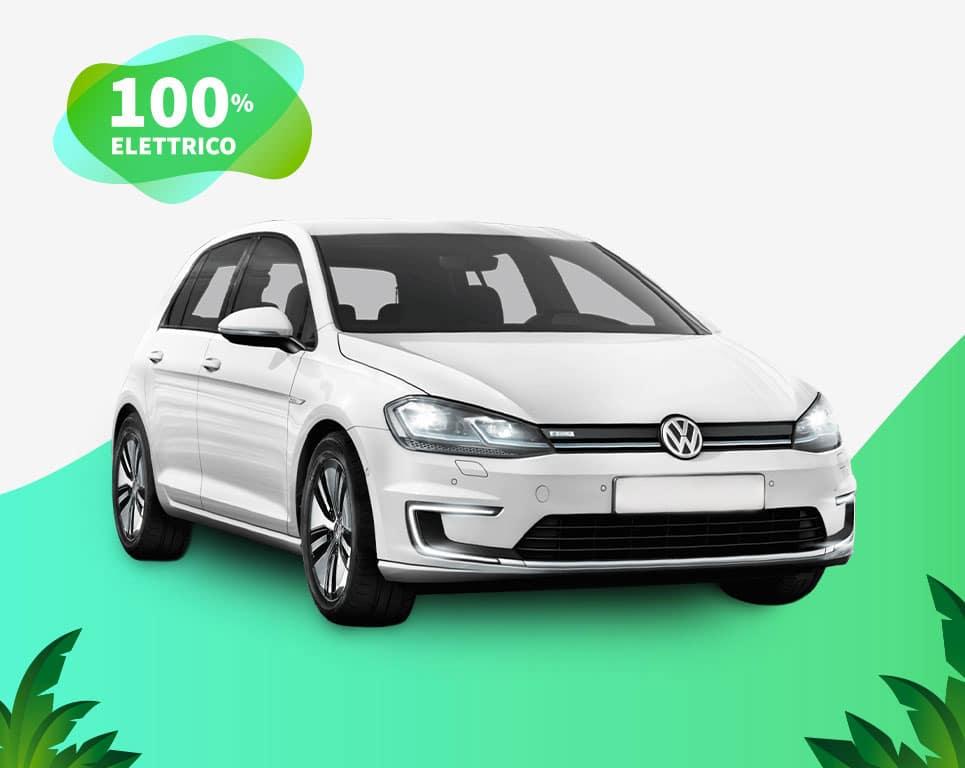 Volkswagen E-Golf Elettrica a Noleggio